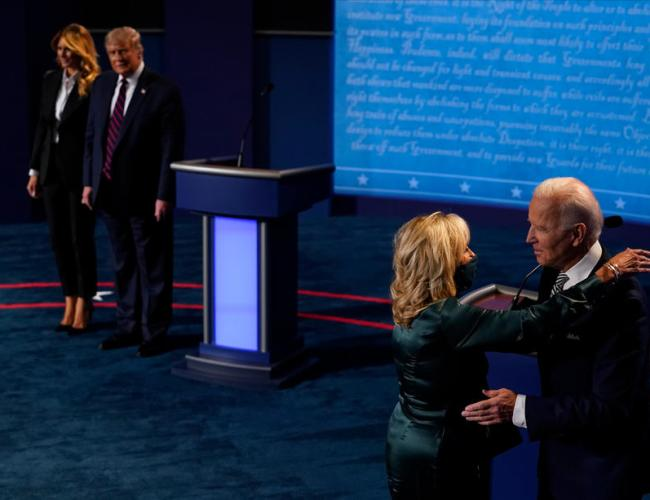 US presidential debate commission to adopt new rules in wake of 'disgraceful' first round