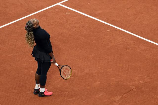 Achilles tendon forces Williams pull-out from French Open