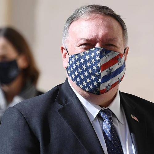 Pompeo says reconsidering his trip to Asia after Trump tests positive for Covid-19