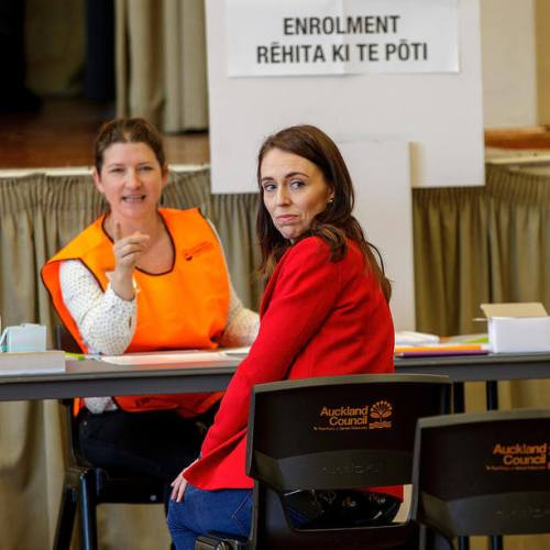 Early voting underway in New Zealand