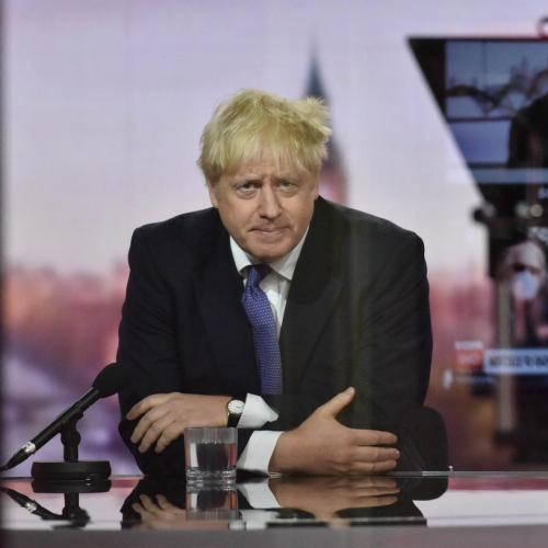 UPDATED: UK's Johnson says he does not want no-deal Brexit but can live with it