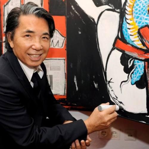 Fashion designer Kenzo Takada dies due to Covid-19
