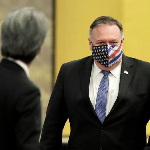 U.S. State Dept probing whereabouts of $5,800 bottle of whisky given to Pompeo