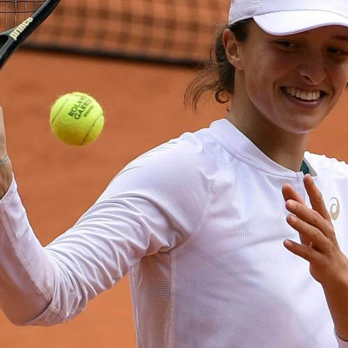 19-year old Iga Swiatek's run to French Open final not by chance