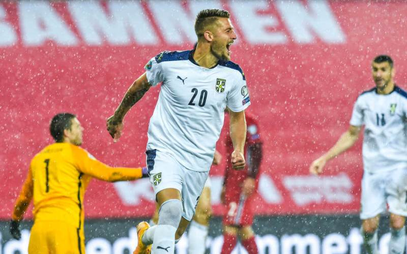 North Macedonia end Kosovo's Euro dream, Serbia sink Norway as Scots and Northern Ireland also reach Euro playoff finals