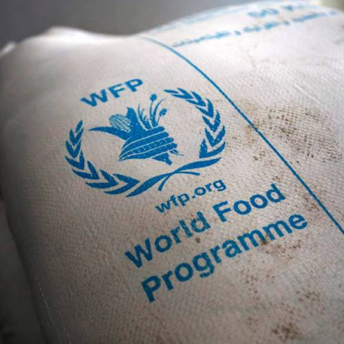 UPDATED: U.N. food agency wins 2020 Nobel Peace Prize