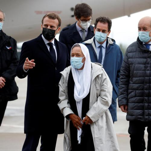 Kidnapped Mali politician, French aid worker and two Italians freed