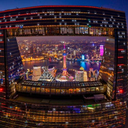 EPA's Eye in the Sky: Shanghai, China