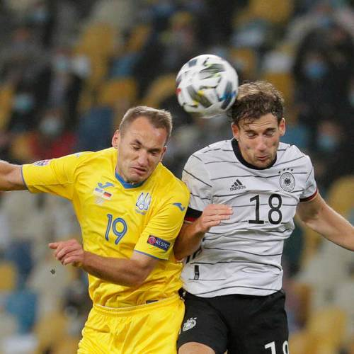 UEFA Nations League – Germany wins in Ukraine 2 – 1