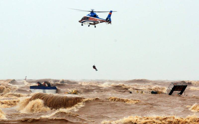 Floods kill 17 people in central Vietnam