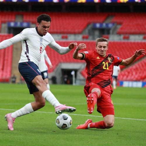 Trent Alexander-Arnold in provisional England Euro 2020 squad