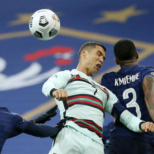 France and Portugal draw in goalless stalemate