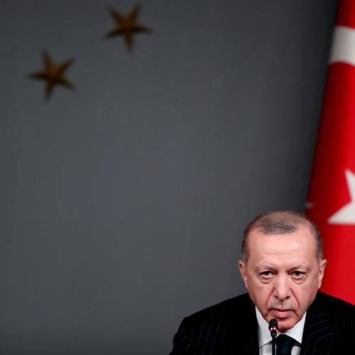 Turkey's Erdogan says French Macron has 'lost his way' in second verbal attack