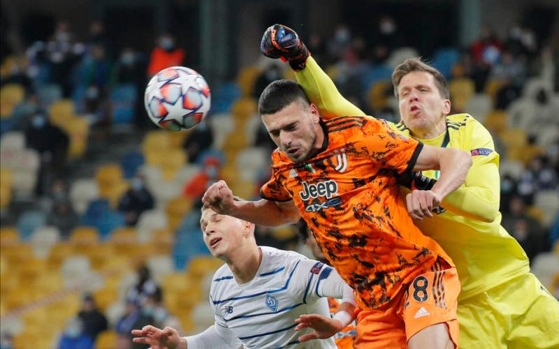 Juve win in Kiev, Brugge beat Zenit as Champions League starts