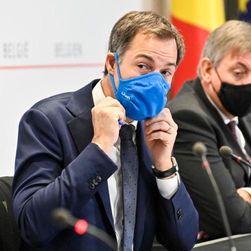 Belgium tightens coronavirus restrictions