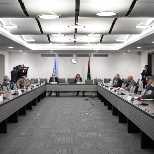 Libya's warring parties sign ceasefire agreement