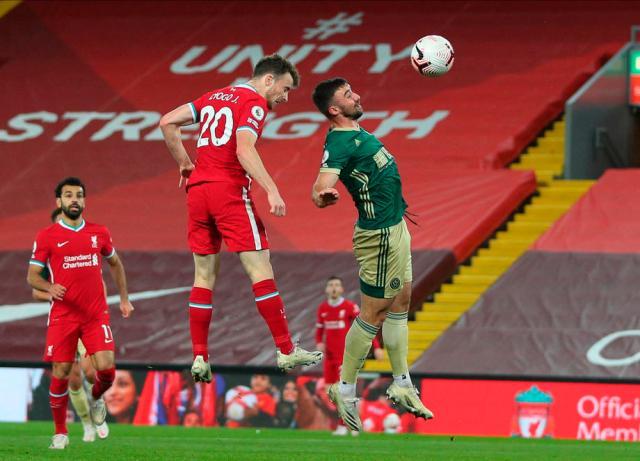 Liverpool make comeback win against Sheffield Utd