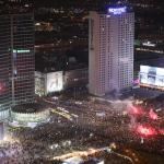 Thousands in Warsaw join biggest protest so far against abortion ruling