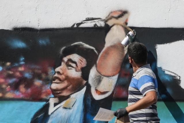 Breaking News – Diego Armando Maradona dies at 60