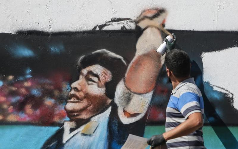 Diego Armando Maradona dies of heart attack – Updated