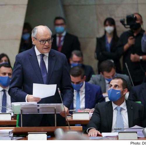 EU approves Malta Budget but forecasts lower growth than Govt for 2021