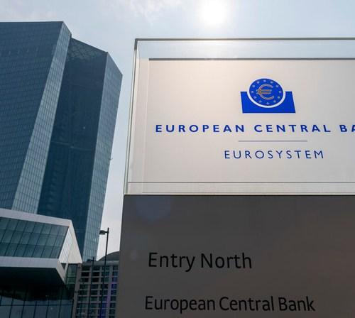 Euro zone corporate vulnerability at levels seen in debt crisis: ECB