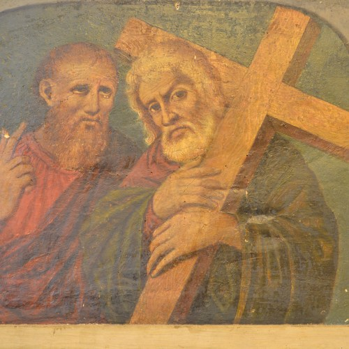 Long-lost paintings rediscovered from a 1515 altarpiece in Malta