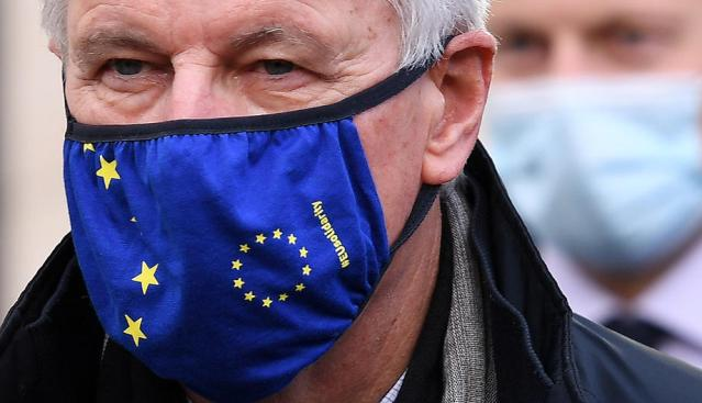 Barnier to update 27 EU member states about Brexit on Wednesday morning