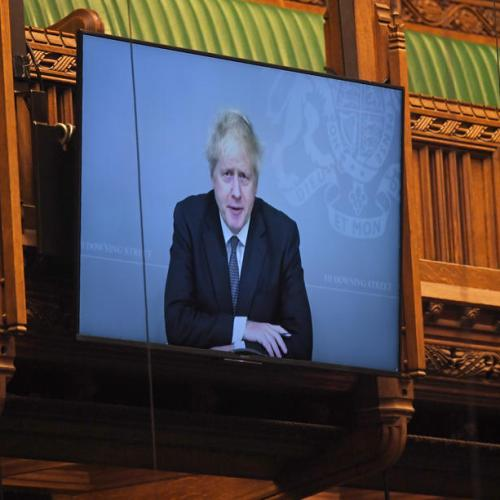 Boris Johnson outlines his Ten Point Plan for a UK Green Industrial Revolution