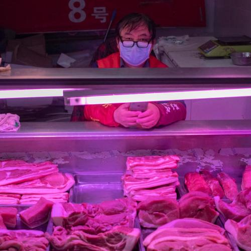 China local authority warns of coronavirus on packaging of imported Brazilian pork
