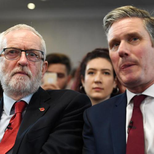 UK's former Labour leader Corbyn not re-admitted to parliamentary party
