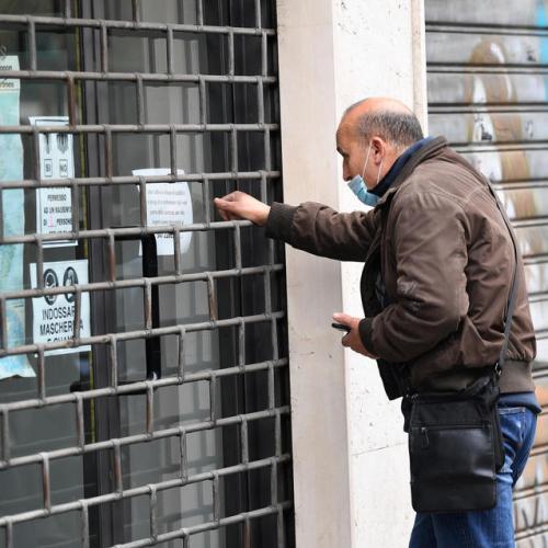 Central Italian region of Abruzzo goes into lockdown