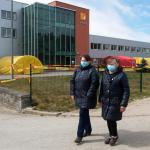 Lithuania to turn exhibition centre into makeshift hospital as COVID-19 cases soar