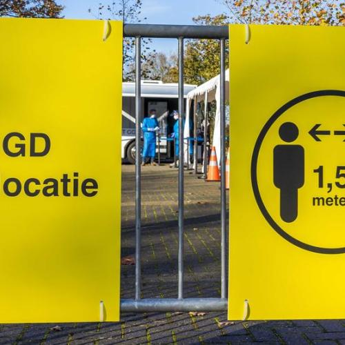 Coronavirus lockdown in the Netherlands to continue into December