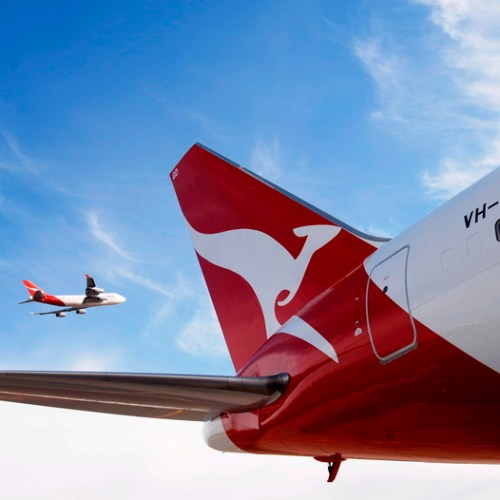 Australia's Qantas celebrates subdued 100th birthday