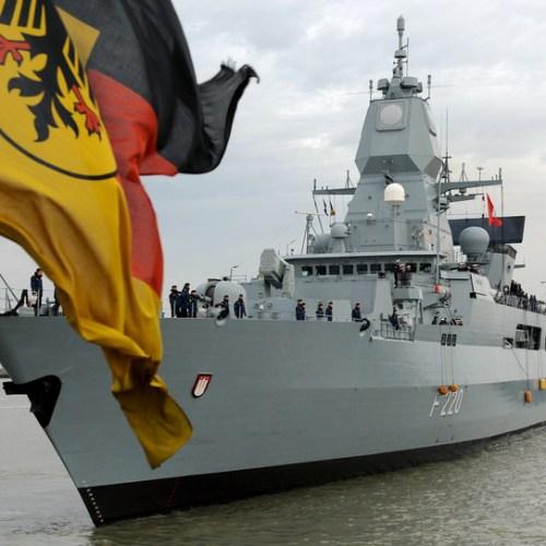 Turkey prevented German vessel from policing Libya arms blockade