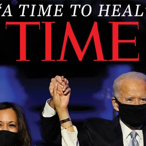 "Time's ""Time to Heal"""