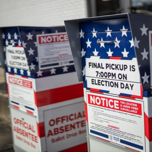 Key legal battles over voting rules as U.S. election looms