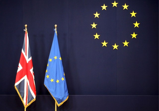 British Foreign Secretary says no final decision yet on EU ambassador's status