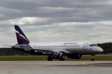 Aeroflot restores Soviet-era routes at home amid closed borders -CEO