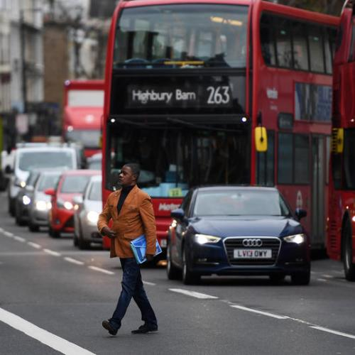 Britain to ban new petrol cars and vans by 2030 on road to net zero emissions