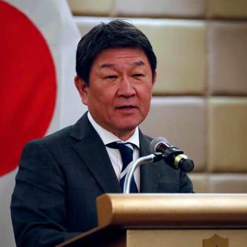 Japan maintaining behind-the-scene dialogue with North Korea
