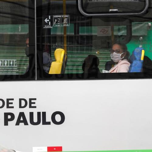 40 die in bus crash in Brazil