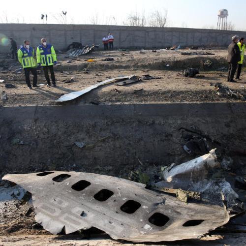 Ukraine says Iran dragging its feet in plane crash investigation