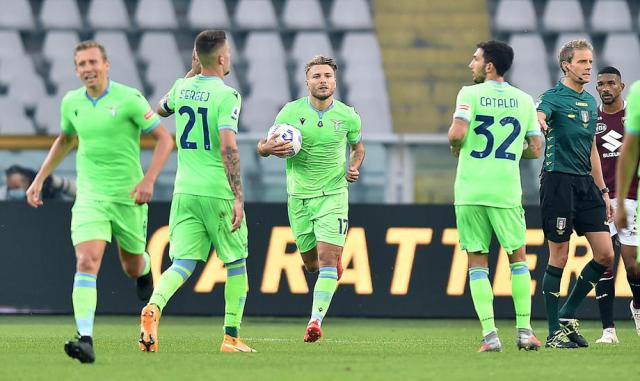 Italian football team Lazio risk relegation and exclusion from Serie A