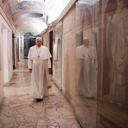 Why did Pope Francis need surgery?