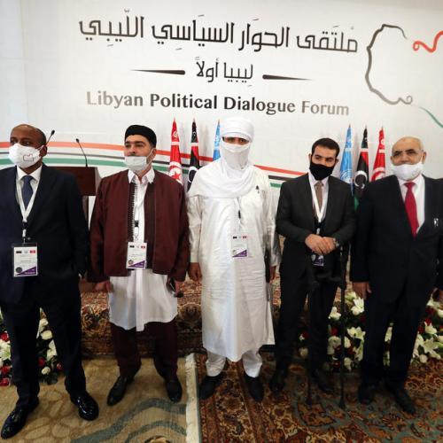 U.N. opens Libya peace talks in Tunis with eye on elections