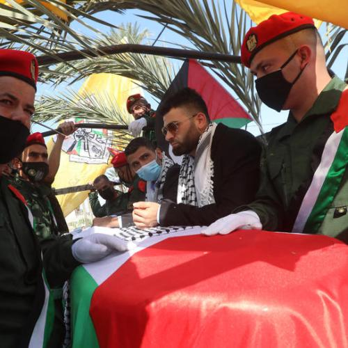 PLO's Saeb Erekat to be buried amid military ceremony, wreath-laying