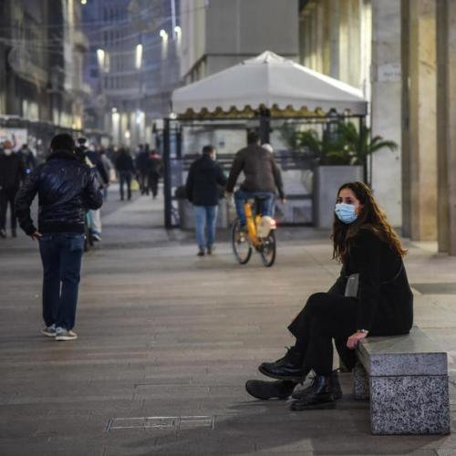 Italy reports 33,979 new coronavirus cases in 24-hours, 546 deaths