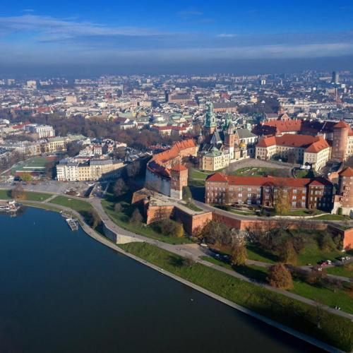 EPA's Eye in the Sky: Krakow, Poland